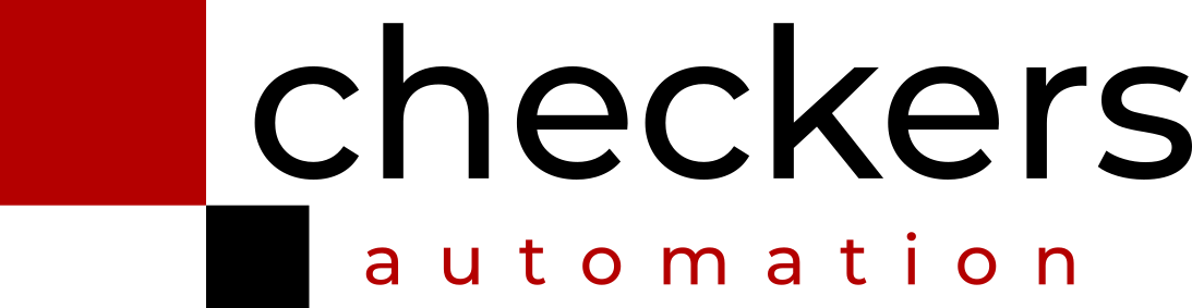 Checkers Automation Logo